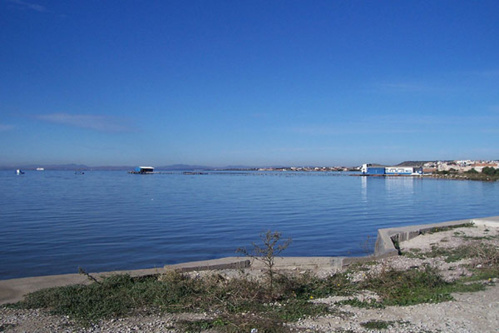 The lake of Bizerte will benefit from a sanitation (photo CC-K. Abdelomoumen)