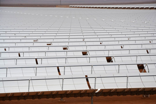 Tunisia will try to catch up on solar energy. Photo FD.