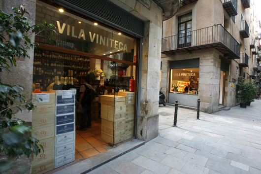 Logistics are the key to the Barcelona merchant's strategy (photo: DR)