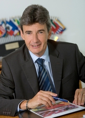Philippe de Fontaine Vive, Vice-President of the EIB. (Photo: EIB)