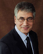 Ahmed Galal, president of FEMISE, also managing director of the Economic Research Forum in Cairo. (Photo ERF)