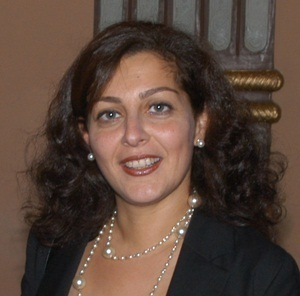 Maryse Louis, secretary general of FEMISE (Euro-Mediterranean Forum of Economic Institutes) and programs manager of the ERF (*) programme. (Photo M.L)
