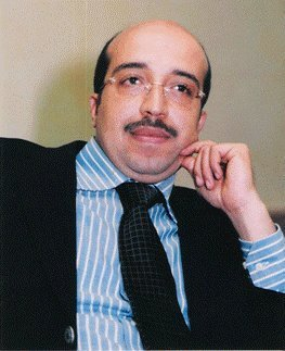 Samy Mouley, Professor of International Finance at the University of Tunis. (Photo D.R)