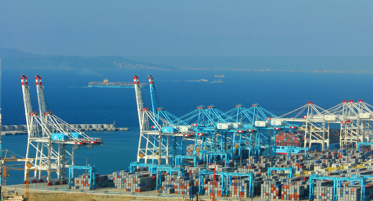 Port of Tangiers. (Photo APMT)