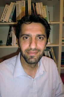 Yusuf Kocoglu, Assistant Professor at the Laboratory for Applied Economics for Development (LEAD), at the University of Sud Toulon-Var helped draw up the annual FEMISE report for 2011 on the Euro-Mediterranean partnership. (Photo D.R)