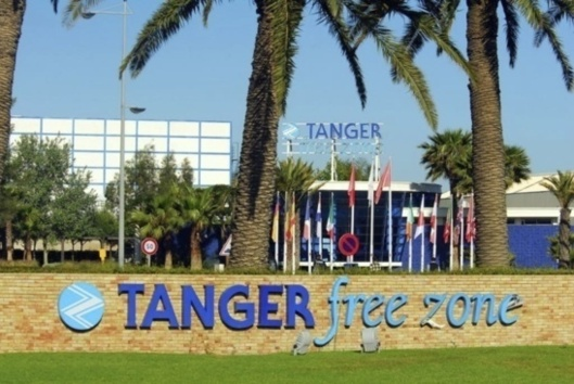 Tanger Free Zone in Marocco. (Photo TFZ)