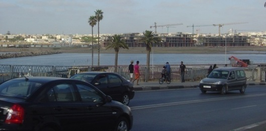Mediterranean countries must catch up with the lack of equipment in urban infrastructure (photo F.Dubessy)