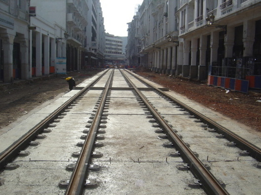 Large-scale construction projects have no impact locally for Smes (photo F.Dubessy)