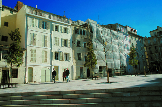 Old houses in southern Europe will benefit from new techniques to improve their energy efficiency (Photo: Institut de la Méditerranée)