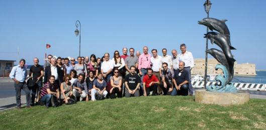 Homer' partners met in Crete, from 2012 october 2nd to the 4th to address the capitalisation strategy of the project. (photo : Homer projetc)