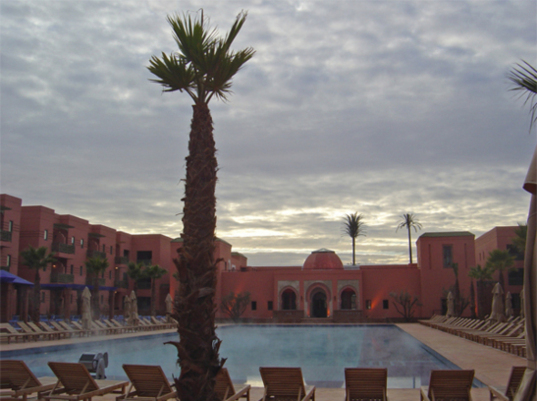Morocco wants to be amongst the top 20 tourist destinations in the world (photo by F.Dubessy)
