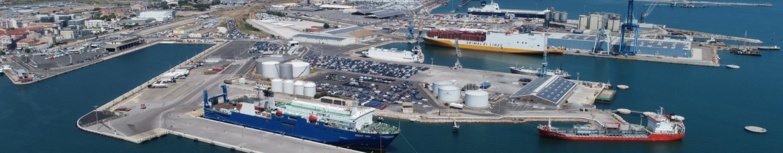 A new company for the port of Sète. Photo: port of Sète.