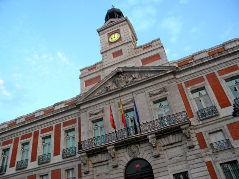 The regional community of Madrid has decided on a lighter reconfinement than last spring (photo: B.Luis)