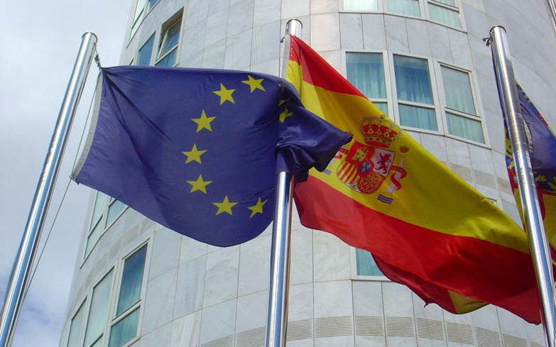 The European Union supports Spain in its fight against coronavirus (photo: F.Dubessy)