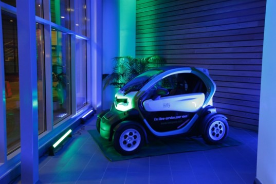 The Twizy Project by Renault (photo Renault Christian Lauté)