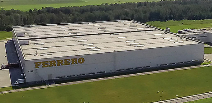 Ferrero strengthens its presence in France (photo: Ferrero)