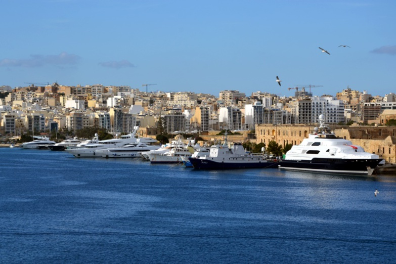"Malta, like Cyprus, is being pinned by the European Commission on the practice of ""golden passports"" (photo: F.Dubessy)"