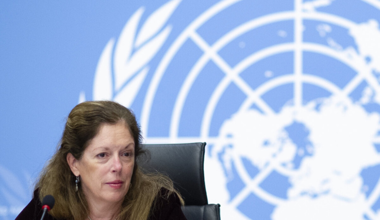 Stephanie Williams, acting head of Manul, succeeded in getting a permanent ceasefire signed in Libya (photo: Violaine Martin/UN)