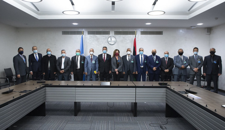 The two Libyan delegations will have negotiated for five days (photo: Violaine Martin/UN)