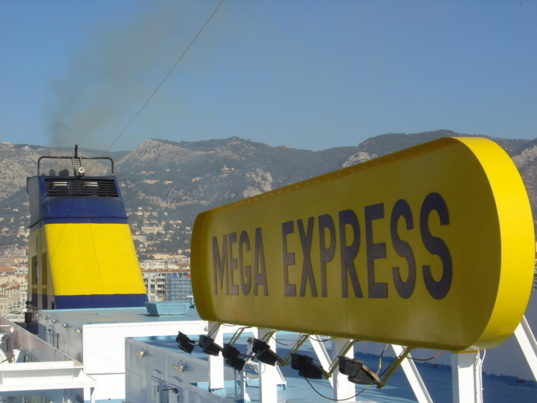 Corsica Ferries : outsider yesterday, leader today (photo F.Dubessy)