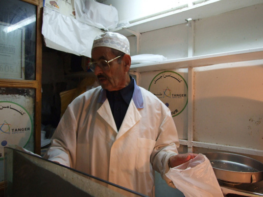 In Marocco, the situation has not changed that much for workers without qualifications. (photo N.B.C)