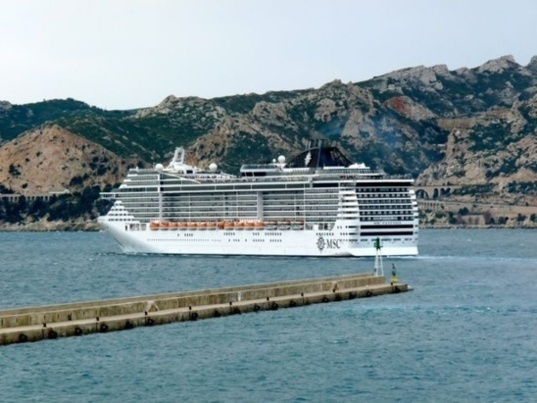 Enlargement of the north channel planned for the Port of Marseille (Photo N.B.C)