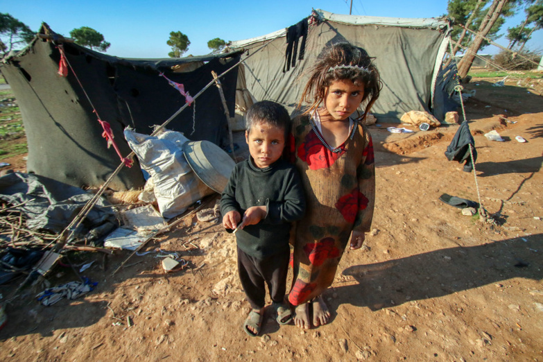 The ravages of the civil war in Syria have left behind an economic crisis that is severely affecting the population (photo: Abdulaziz Aldroubi/Unicef)