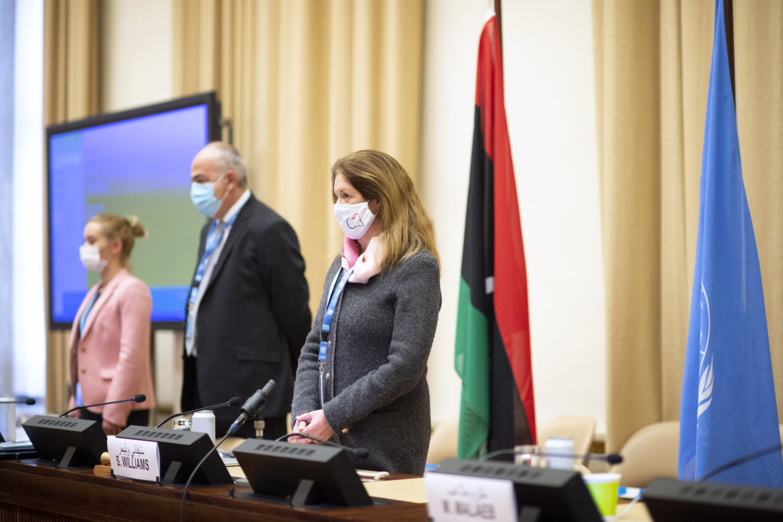 The Libyan Political Dialogue Forum followed the recommendations of its Advisory Council (photo: UN/Violaine Martin)
