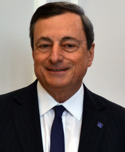 On the strength of his experience at the ECB, Mario Draghi will have to solve the problem of the Italian debt (photo: F. Dubessy)