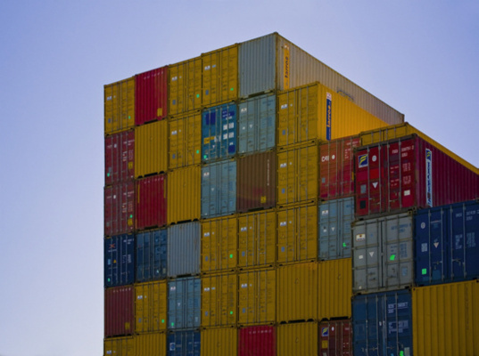 Container transport provides better respect of the cold chain.(photo ph G. Lozano, licence CC)