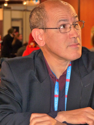 By Mustapha El Khayat, professor and international expert in transport and logistics, and chairman of the Moroccan Logistics Association. (Photo N.B.C)
