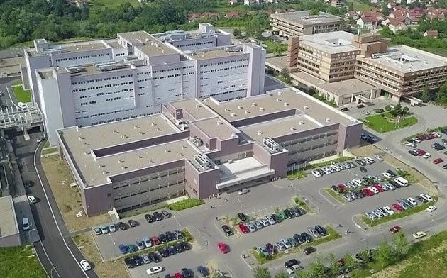 The Banja Luka medical complex in Bosnia and Herzegovina will be partly financed by the EIB (photo: EIB)