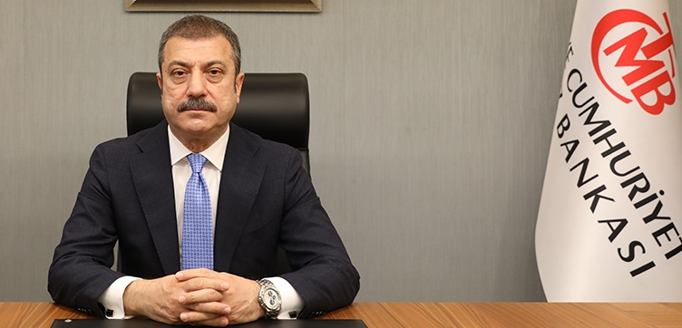 Şahap Kavcıoğlu, the new governor of the Turkish Central Bank, is in tune with RecepTayyip Erdogan (photo: TCMB)
