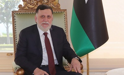 Fayez al-Sarraj appointed by the UN and supported by various countries has not been able to pull his weight (photo: DR)