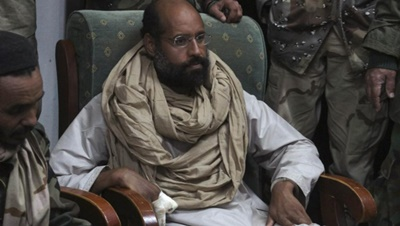 Saif al-Islam Gaddafi could play the role of outsider (photo: DR)