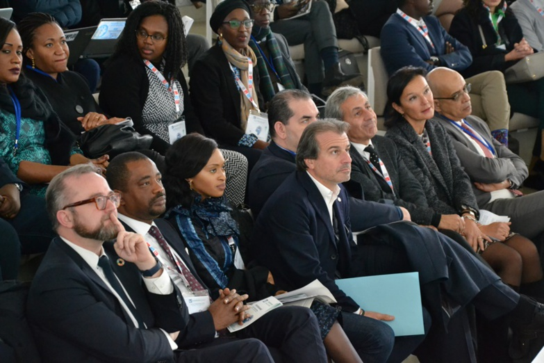 Elected officials from both continents were present to support the Emerging Valley initiative (photo: F.Dubessy)