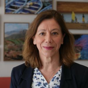 Corinne Brunon-Meunier takes over as Director General of the Institute of Research for Development (photo: IRD)