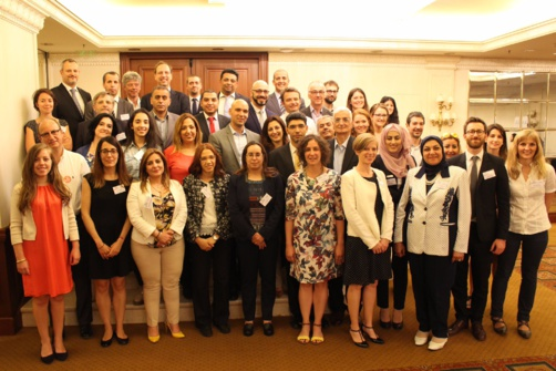 The Next Society partners meeting in Athens (photo: DR)