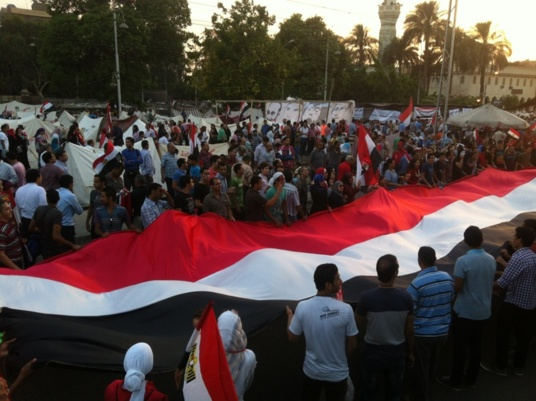 Recent uprisings in Egypt opens a new page in Mediterranean area (photo Mohamed Kotb/econostrum.info)