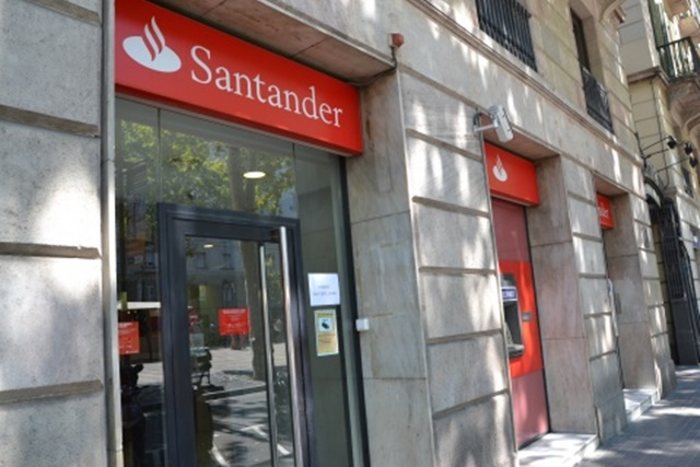 The Spanish bank Santander was the first financial intermediary to offer companies early payment of their supplier invoices (photo: F.Dubessy)