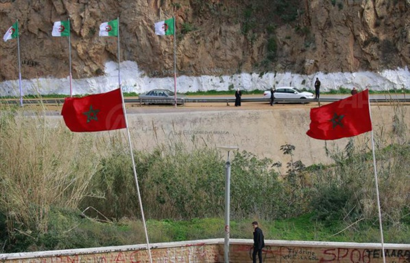 The border between Morocco and Algeria has been closed since August 1994 (photo: DR)