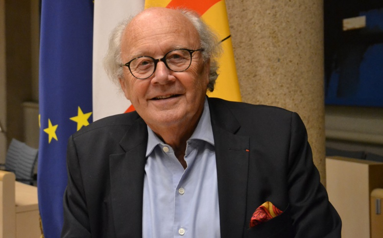 Pierre Vallaud remains unoptimistic about the resolution of the Mediterranean hotspots (photo: F.Dubessy)