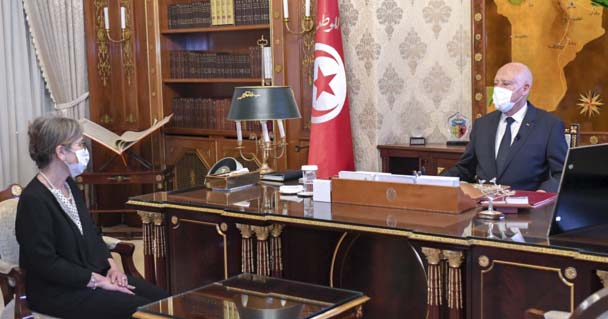 Najla Bouden is the first female Prime Minister in Tunisia (photo: Tunisian Presidency)