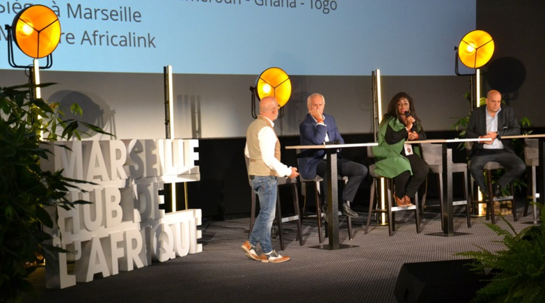 The Marseille-Provence Real Estate Club addressed eleven themes related to Africa with thirty-three speakers from both continents (photo: F.Dubessy)