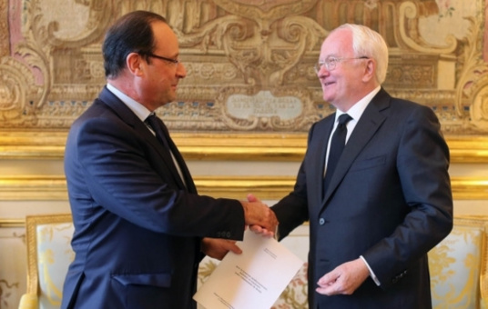 According to the French President, the Vauzelle report will underpin the revival of France's Mediterranean policy, following the failure of the Union for the Mediterranean, set up by Nicolas Sarkozy. It remains to be seen which policies will be carried forward by François Hollande (photo Office of the French President)