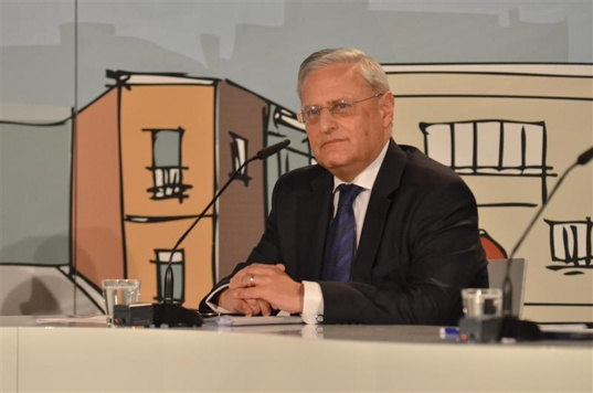 Leo Brincat, president of the Mediterranean Commission for Sustainable Development of the UNEP/MAP (photo blog Leo Brincat)