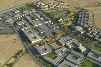The new Training City will see the light of day in the Negev thanks to the PPP (Photo: DR)