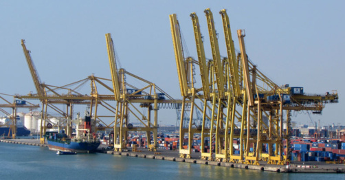 Port of Barcelona (photo Francis Matéo)