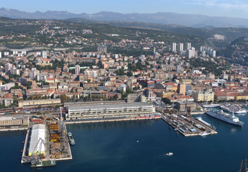 Port of Rijeka (photo Port of Rijeka)