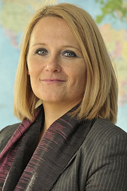 Maja Kocijancic,  European Commission spokesperson